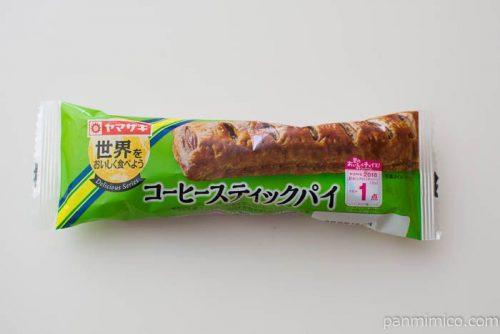 コーヒースティックパイ【ヤマザキ】