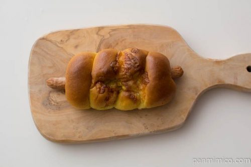 ソーセージ&カレー【タカキベーカリー】皿盛り