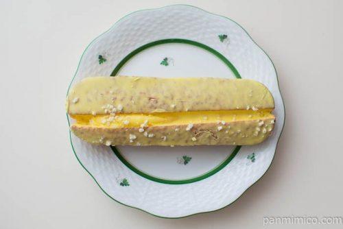 ヤマザキ レモンショコラケーキ 瀬戸内産レモンのピューレ使用皿盛り