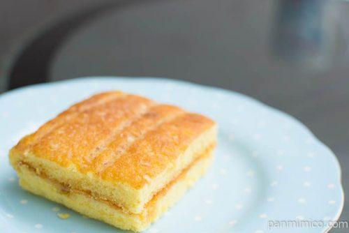 爽やかに香るバレンシアオレンジのケーキ【パスコ】横