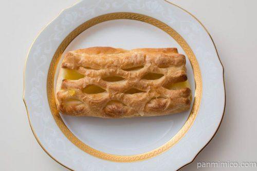 瀬戸内レモンチーズデニッシュ【第一パン】皿盛り