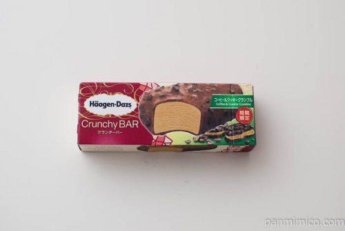 ハーゲンダッツ クランチーバー コーヒー&クッキークランブル