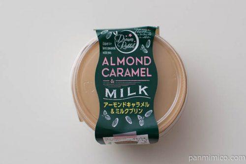 アーモンドキャラメル&ミルクプリン【徳島産業】