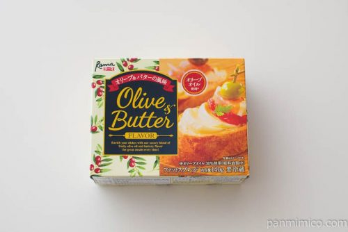 ラーマ オリーブ&バターの風味【Jーオイルミルズ】外箱の写真