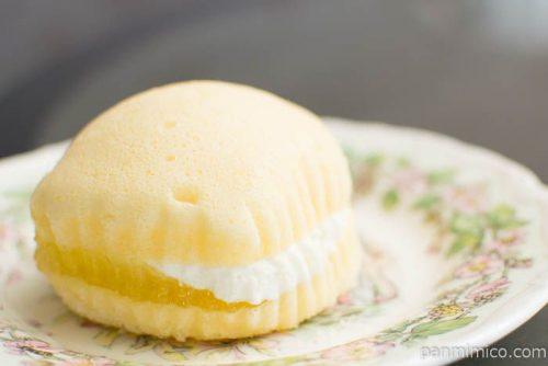 「カルピス」サンドケーキ(パイン)【ヤマザキ】横
