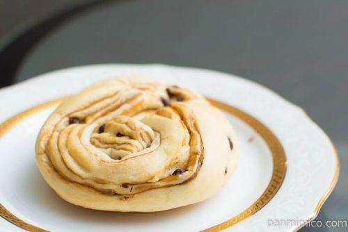 モッチコーヒーブレッド(神戸珈琲職人)【ローソン】皿盛り