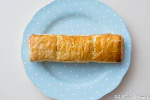 ローソン レモンパイ アーモンドクリーム&レアチーズクリーム皿盛り