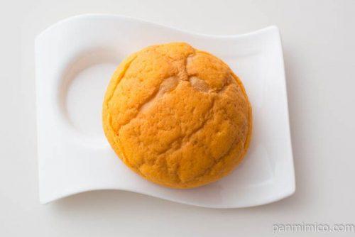 マンゴーメロンパン【パスコ】皿盛り