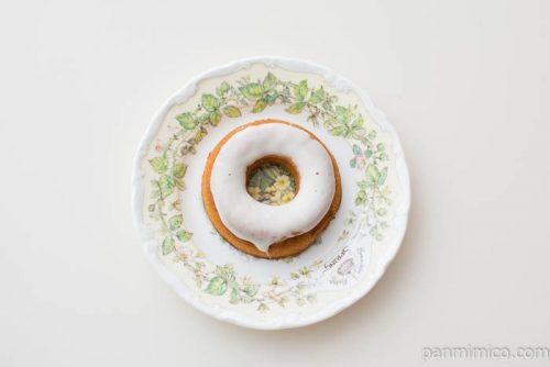 ブランのマヌカハニー焼きドーナツ【ローソン】皿盛り