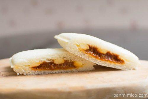 ランチパック(チーズタッカルビ)【ヤマザキ】皿盛り
