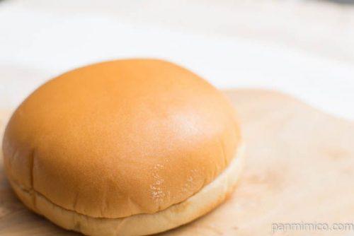 てりやきハンバーガー【ヤマザキ】皿盛り