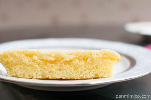 塩バター風味クッキーケーキ【ヤマザキ】中身