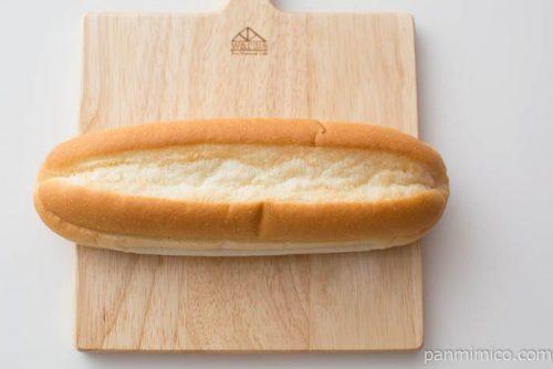 フランスコッペ(シュガーマーガリン)【神戸屋】皿盛り