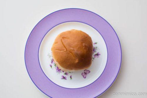 チェダーチーズハンバーグ【フジパン】皿盛り