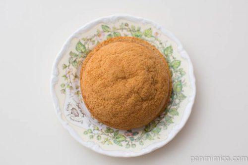 ほんわりシフォン(塩キャラメル)【ヤマザキ】皿盛り