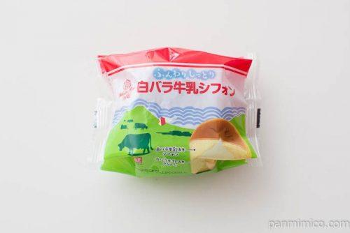 白バラ牛乳シフォン【大山乳業】