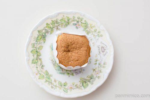 白バラ牛乳シフォン【大山乳業】皿盛り