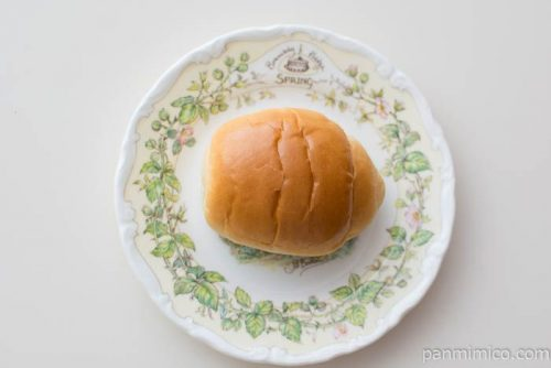 芳醇ランチロール(タマゴ)(4)【ヤマザキ】皿盛り
