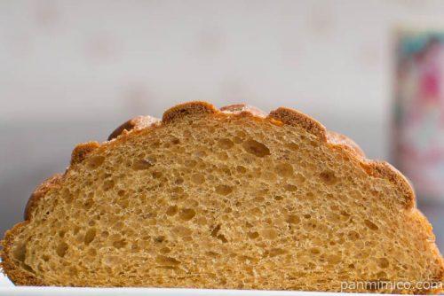 沖縄県産黒糖のメロンパン【セブンイレブン】中身