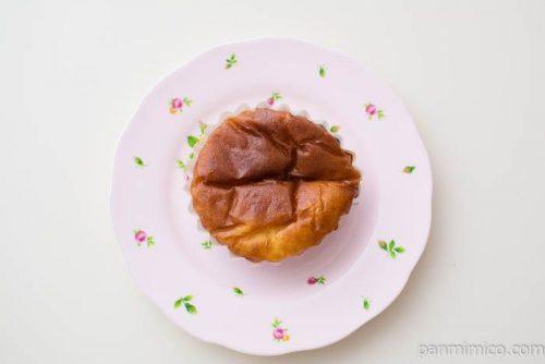 【ブーランジェリ ナオ 】クリームパン上から見た図