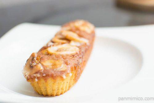 塩バナナケーキ【ローソン】横から見た図