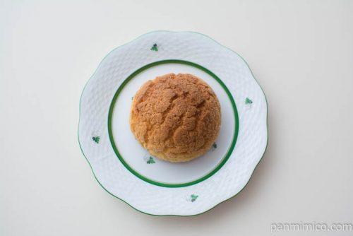 ブーランジェリー ビアンヴニュ本店バニラクッキーパン上から見た図