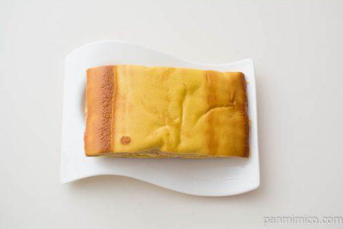 栗のサンドケーキ【ヤマザキ】上から見た図