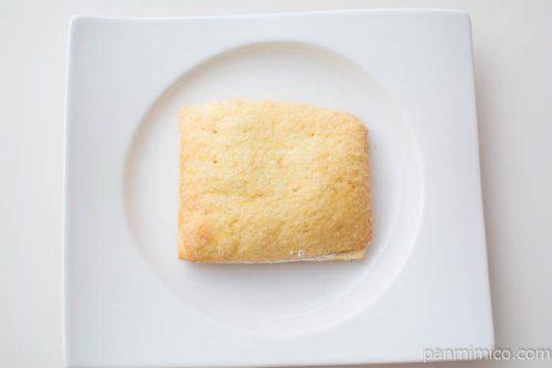 デニッシュホイップメロンパン【フジパン】上から見た図