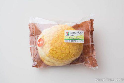ふんわりメープルのパン【セブンイレブン】パッケージ写真