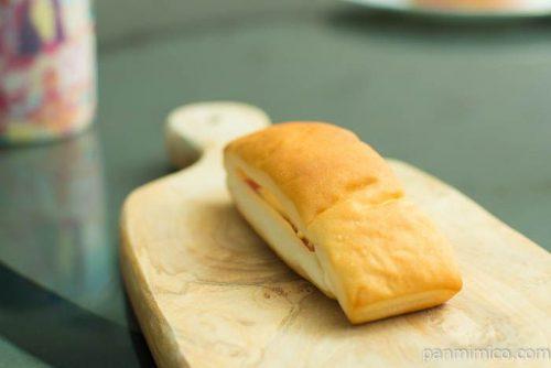 スティックタイム ハムチーズ3本入り【パスコ】横から見た図