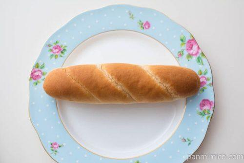 国産小麦のピーナッツフランス【パスコ】上から見た図