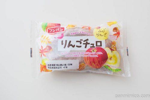 りんごチュロ【フジパン】パッケージ写真