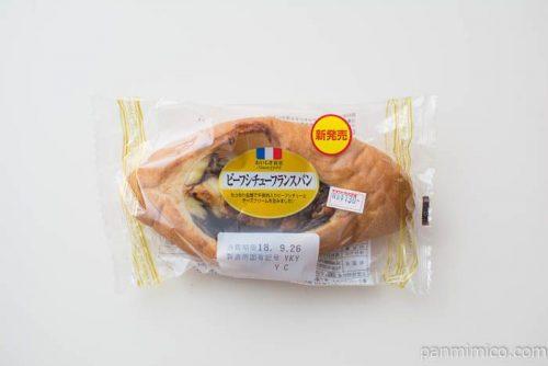ビーフシチューフランスパン【ヤマザキ】パッケージ写真