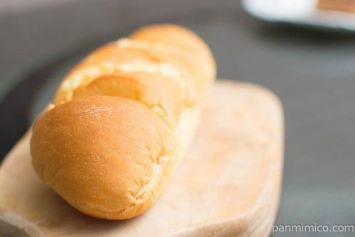 ポテトサラダスティックパン【ヤマザキ】横から見た図