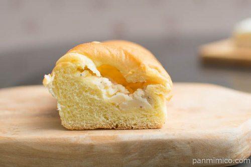 ポテトサラダスティックパン【ヤマザキ】中身はこんな感じ