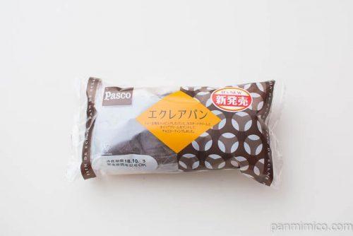 エクレアパン【Pasco】パッケージ写真
