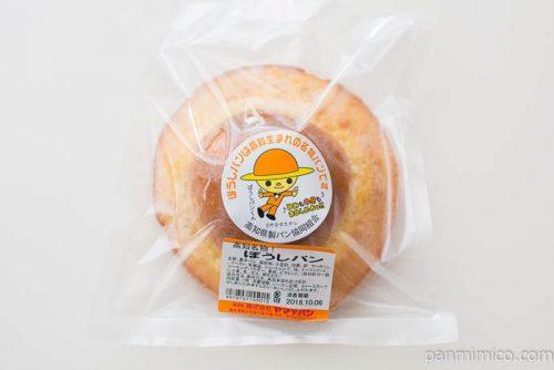 ぼうしパン【ヤマテパン】パッケージ写真
