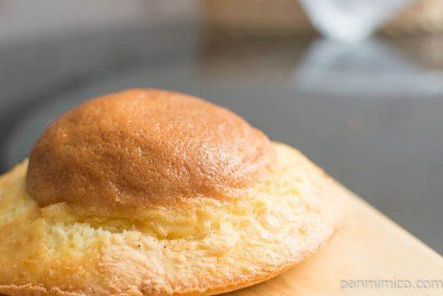 ぼうしパン【ヤマテパン】横から見た図
