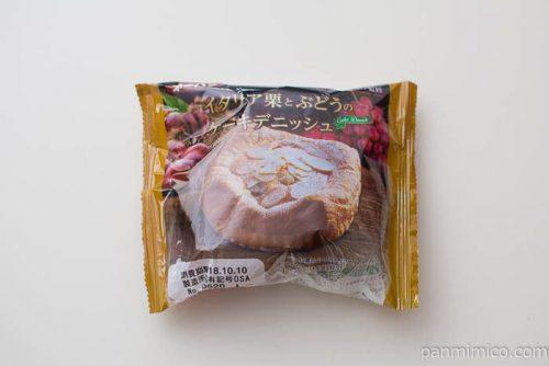 第一パン ラ・ベットラ イタリア栗とぶどうのケーキデニッシュパッケージ写真