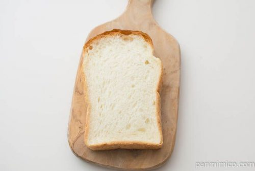 イギリスパン【タカキベーカリー】上から見た図