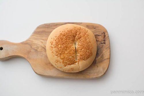 3種のきのこクリームシチュー【第一パン】上から見た図