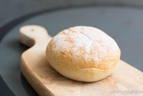 米粉入りカレーパン【神戸屋】横から見た図