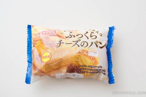 ふっくらチーズのパン【ヤマザキ】パッケージ写真