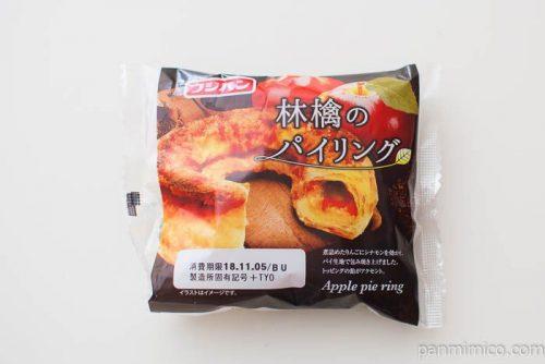 林檎のパイリング【フジパン】パッケージ写真
