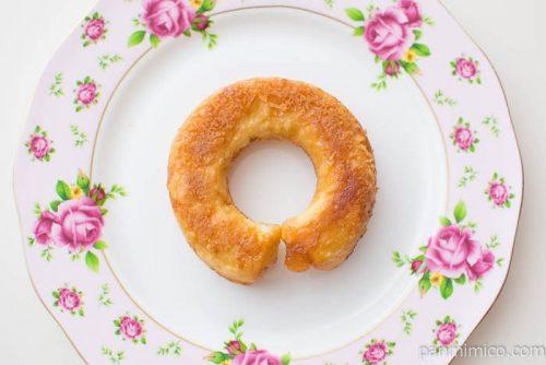 林檎のパイリング【フジパン】上から見た図