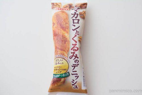 マカロンとくるみのデニッシュ【ヤマザキ】パッケージ写真
