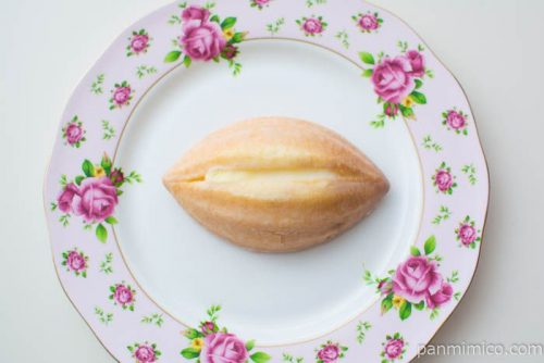マーガリンスナックケーキ【フジパン】上から見た図