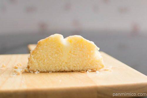 マーガリンスナックケーキ【フジパン】中身はこんな感じ