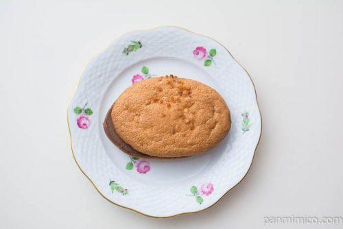 糖質を考えたふわっとパフケーキ【ローソン】上から見た図