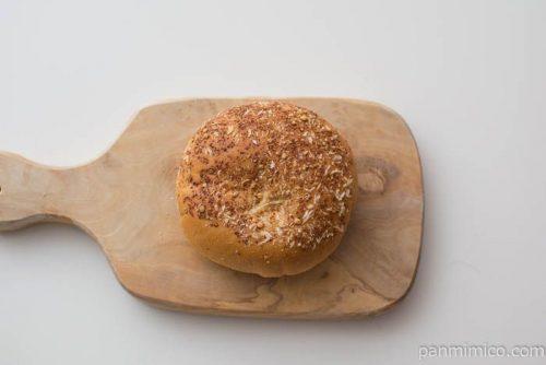 ビーフシチューパン 近江牛【第一パン】上から見た図